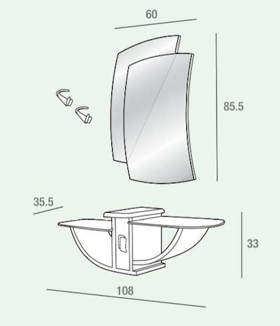 Console Mobili Moderni by Timo 2 Mobili Da Ingresso Design Moderno Con Consolle