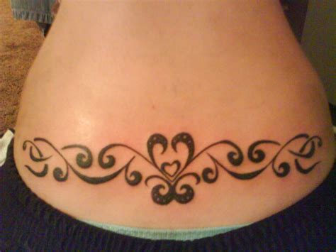 Best Tramp Stamp Tattoo Ideas And Images On Bing Find What You