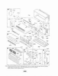Lg Lp093hd3a Heating  U0026 Cooling Combined Unit Parts