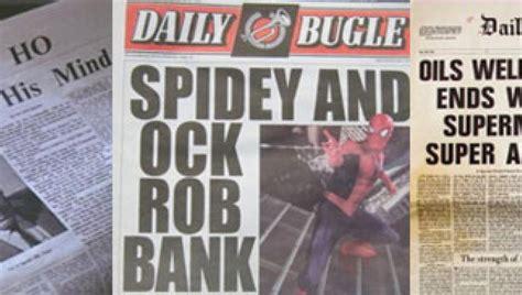 wild  crazy newspaper headlines  sci fi movies  tv syfy wire