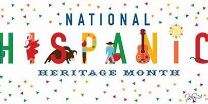 Hispanic Month Heritage Celebration Clipart National Westside