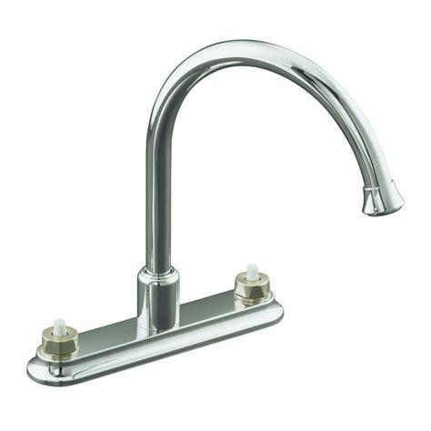 kitchen faucet kohler kohler coralais 2 handle standard kitchen faucet in