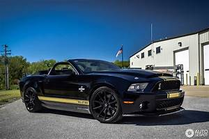Ford Mustang Shelby GT500 Super Snake Convertible 2011 50th Anniversary - 3 July 2015 - Autogespot