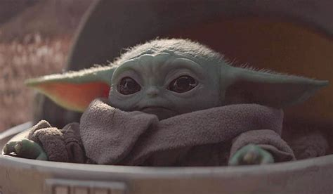 Everyone Is Obsessed With Baby Yoda From The New Star Wars