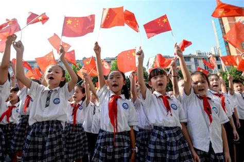 china signals tough measures patriotic education  hong kong east asia news top stories