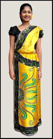 sri lankan traditional kandyan saree designs jayamali