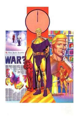ozymandias comics wikipedia