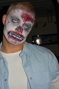 Zombie Schminken Bilder : pin halloween schminke als zombie auf der halloween party on pinterest ~ Frokenaadalensverden.com Haus und Dekorationen