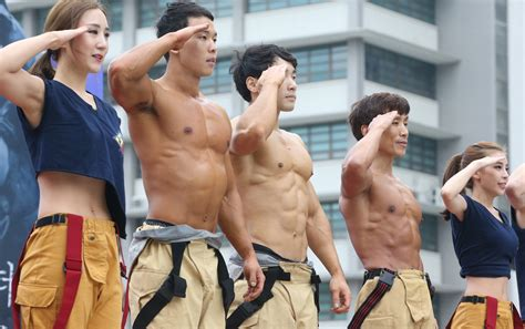hot korean drama 2016 what s hot in 2016 korean firefighter fundraising