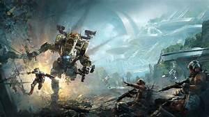 Respawn Entertainment Titanfall 2 Art Blast!