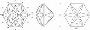 White Asterism  Online Faceting Designs And Diagrams