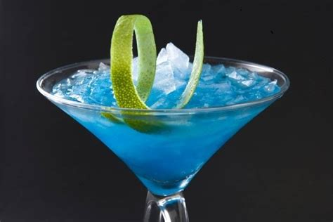 resette de cuisine recette de cocktail blue lagoon facile et rapide