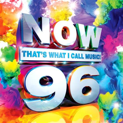 Now That's What I Call Music! 96 Tracklisting Revealed