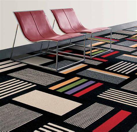 contemporary carpet tiles modular decorative floor carpet tile by interfaceflor