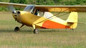 HD Aeronca Champ old school flying - YouTube