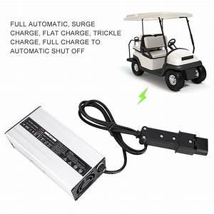 48v 6 Amp Golf Cart Battery Charger Full