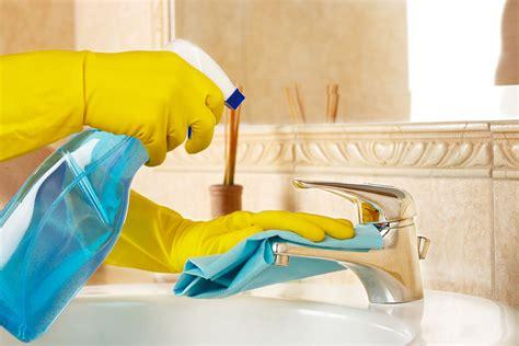 clean  bathroom   easy steps