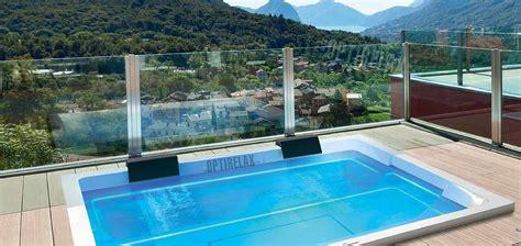 Design Luxus Whirlpool  Optirelax® Gt Spapools