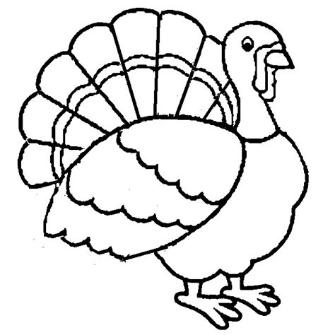 simple thanksgiving coloring pages getcoloringpagescom