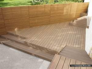 Terrasse Bois Composite : terrasse bois ou composite quelles marques ~ Premium-room.com Idées de Décoration