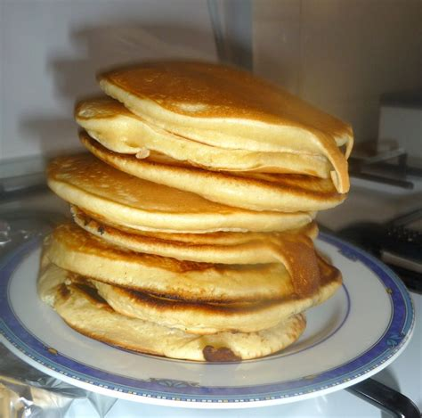 pate a pancake rapide pancakes moelleux gourmandises