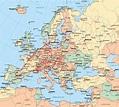 pehampav: map my route europe