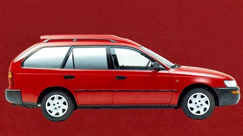 Toyota Corolla Station Wagon Commercial '199297 Youtube