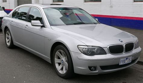 car manuals free online 2002 bmw 745 electronic toll collection bmw 7 series e65 wikipedia