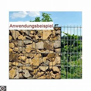 Sichtschutzstreifen Mit Motiv : sichtschutzstreifen motiv helle natursteine als zaunblende ~ A.2002-acura-tl-radio.info Haus und Dekorationen