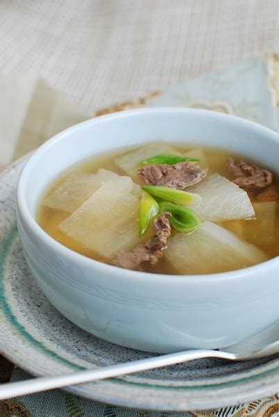 Before you learn how to make japanese takuan pickle yourself, you'll need to procure the correct ingredients. Introducing Food Recipes!: Korean Radish Soup (Muguk)