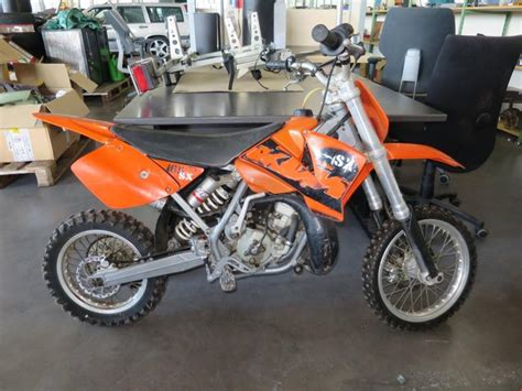 motorrad gebraucht kaufen ktm 65 sx enduro motorrad gebraucht kaufen auction premium