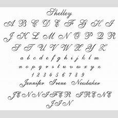 Old Handwriting Styles On Pinterest  Handwriting Styles, Alphabet Templates And Cursive