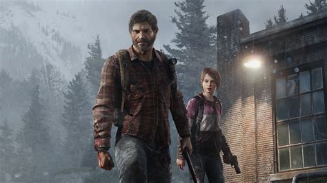 The Last Of Us Artwork Video Games Wallpapers Hd