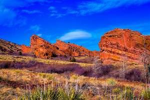 Red Rocks Park Colorado Photograph by David Patterson