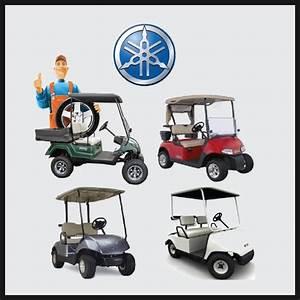 Yamaha Golf Service Manual G2 G9 G11 G14 G16 G19 G20 G22
