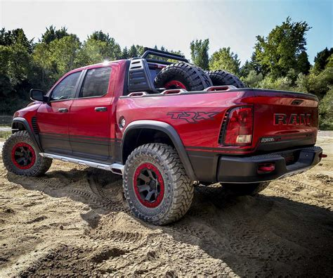 New Truck Rebel by 2017 Dodge Ram Rebel Truck Can Be A Substantial
