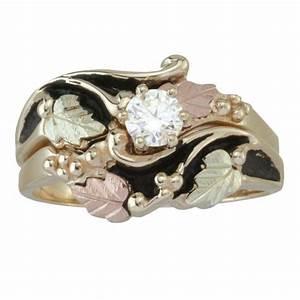 womens rings black hills gold wedding set 10 center With black hills wedding rings