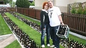 Geschenke Für Hochzeit : klirrend komisches geschenk wir bekamen 3000 leere flaschen zur hochzeit 1414 vermischtes ~ Frokenaadalensverden.com Haus und Dekorationen