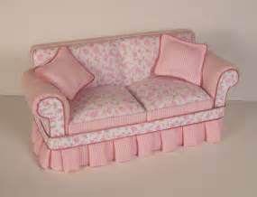 shabby chic sofa pink shabby chic sofa sc100 39 s line wholesale dollhouse miniature furniture