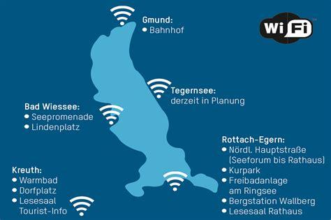 Kostenloses Internet Im Tegernseer Tal Wird Ausgebaut