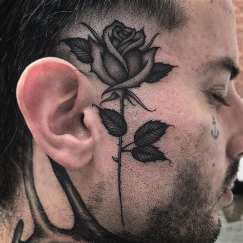 face tattoo designs ideas enjoy