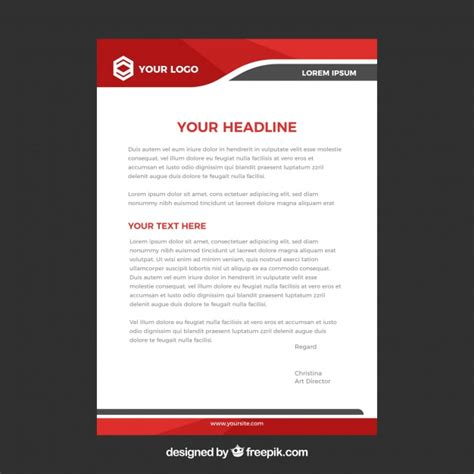 letterhead vectors   psd files
