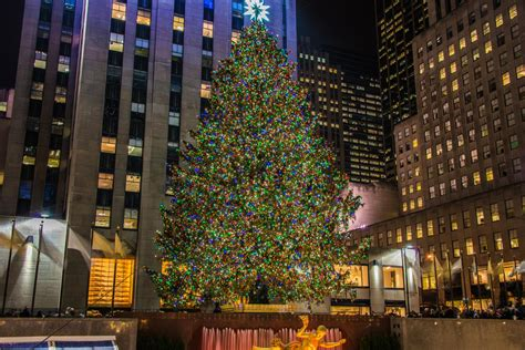 rockefeller center tree tree lighting ceremony