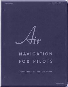 Departiment Air Force Air Navigation For Pilot Manual