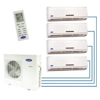 performance ductless multi split heat pump system gxm