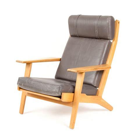 ge 290 lounge chair by hans wegner for getama 34430