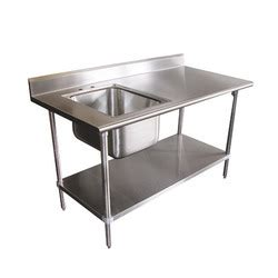 ss kitchen sink manufacturers kitchen sink table stainless steel sink table 5677