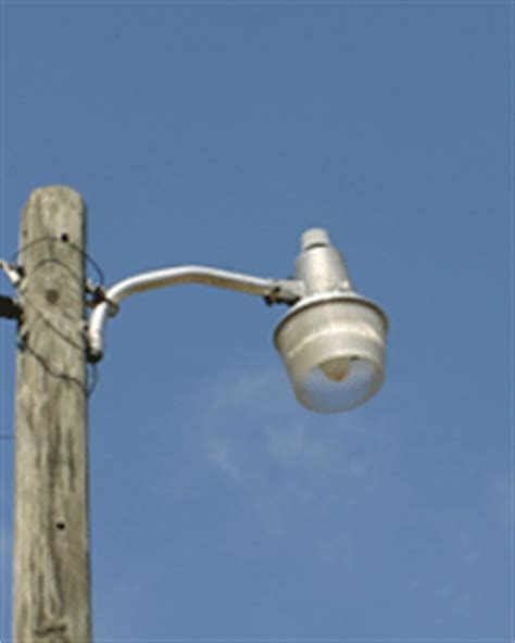wood light pole cost security lights irwin emc