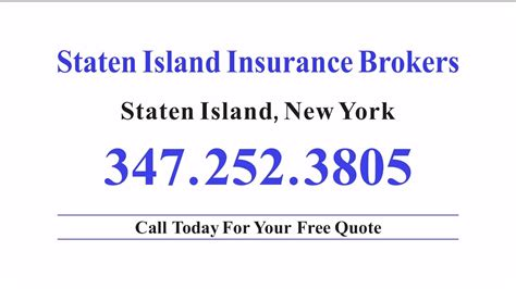 New york state is no exception. Best Auto Insurance Staten Island, NY (347) 252-3805 - YouTube