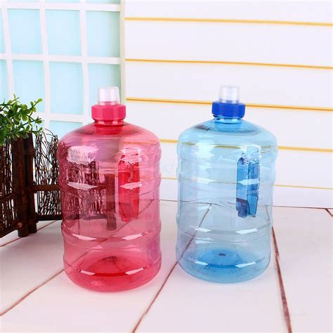 Whatever pet water bottle styles you want, can be easily bought here. Portable 1L/2L BPA Free Drink Water Bottle Kettle PET for ...